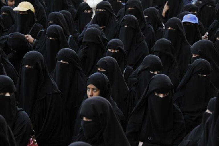 نساء يمنيات - أرشيف