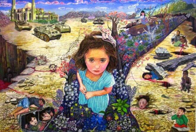 ريشة تحلق بقضية اليمن إلى العالمية!