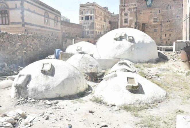 حمامات صنعاء البخارية.. تاريخ وعلاج