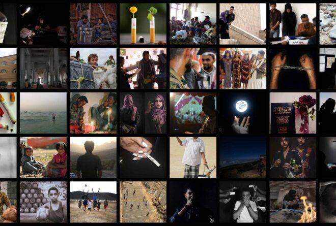 الصور الخمس الأولى في مسابقة «برواز»