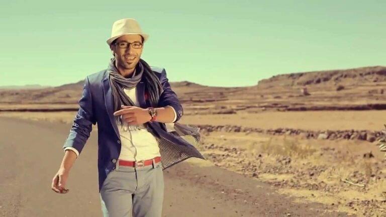 """أحمد سيف في فيديو كليب """"ربك بيكتب خير"""""""