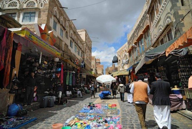 أسواق صنعاء القديمة.. رائحة التاريخ!
