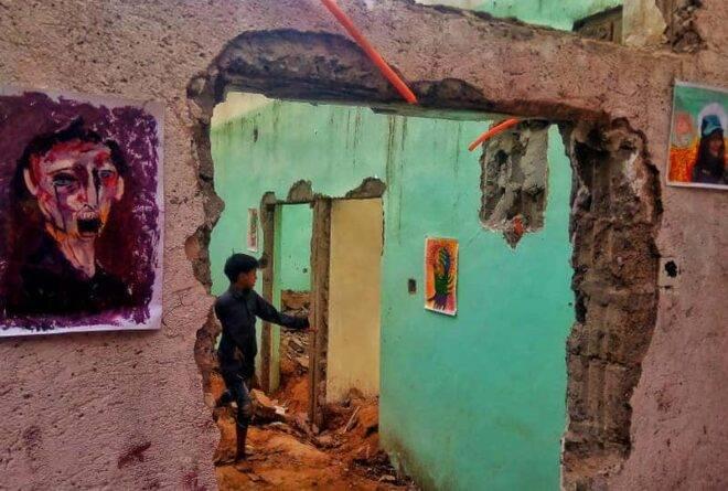 الرسم والتصوير نافذة الشباب اليمني لمناهضة الحرب