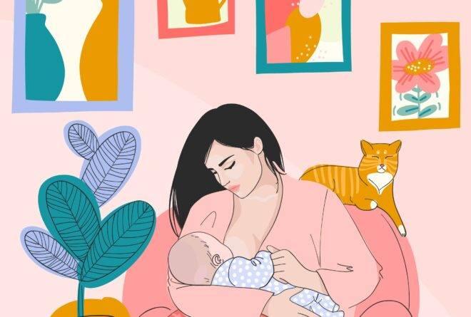 أهمية الرضاعة الطبيعية للأم و الطفل معاً