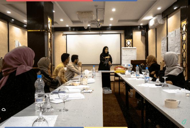 اختتام تدريب في عدن على صحافة السلام