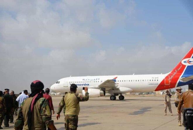 ماذا كلف الهجوم على مطار عدن؟