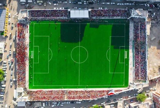 كرة القدم.. وسيطة سلام على بساط أخضر