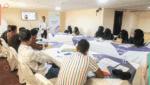 يوم تدريبي في صحافة السلام في حضرموت