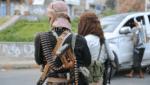 Taiz Checkpoint