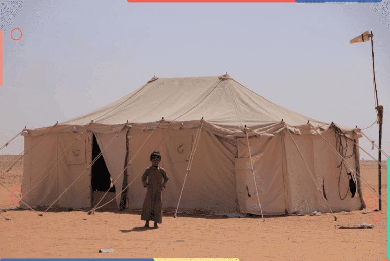 نزوح اليمن حضرموت