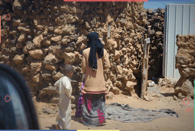 النازحات في اليمن.. مأساة مضاعفة