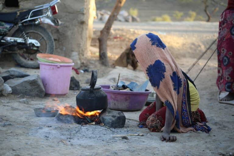 الإنسان صراع اليمن