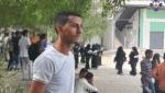 طالب جامعي يمني-يمن بيس