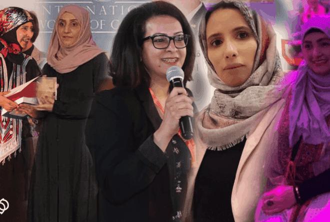 رغم الأزمة.. يمنيات يحصدن جوائز دولية