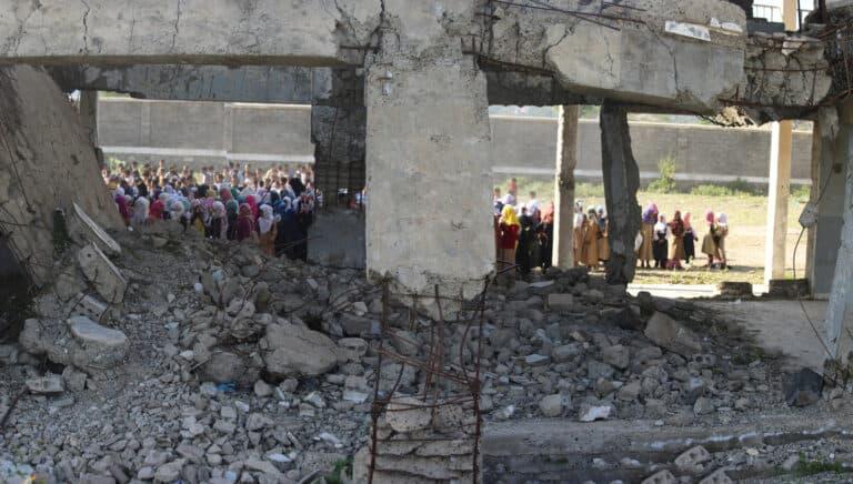 الحرب اليمن المدارس الحديدة