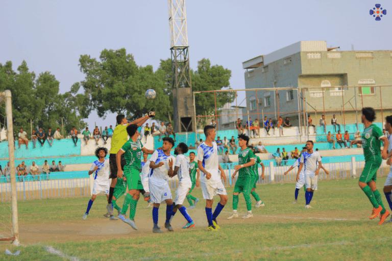 الحديدة رياضة كرة القدم